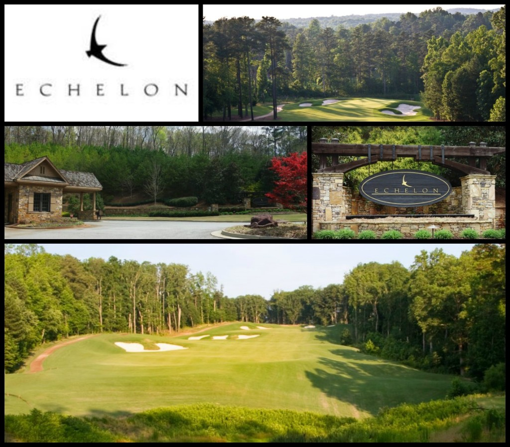 EchelonEntrance Golf Collage