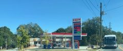Anchored by Exxon / 840 McDonough Boulevard - Atlanta, GA 30315