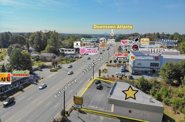 5344 Buford Highway, Doraville, Georgia 30340, ,Retail or Office,Commercial Lease,Buford,1073